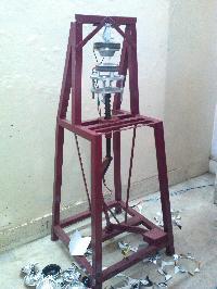 Manual Paper Dona Making Machine