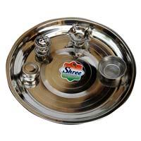 S.s. Pooja Plate