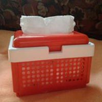 Basket Shaped Tissue Dispenser