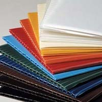 Corrugated Plastic Sheets