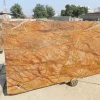 Rainforest Golden Marble Stone