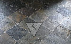 Kund Multi Slate Tiles Slabs