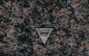 Sapphire Brown Granite Tiles Slabs