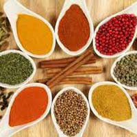 Organic And Non Organic Spices