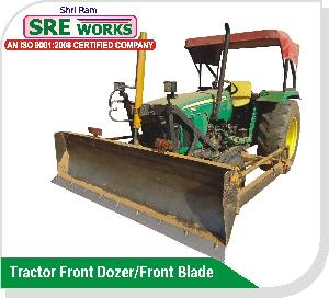 tractor front blade