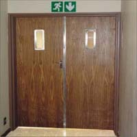 Fireproof Wooden Doors