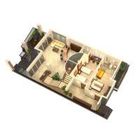 3d Interior Designing Services