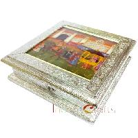 Dry Fruit Box With Marriage Procession Picture