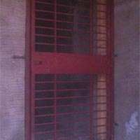 Metal House Gate Fabrication