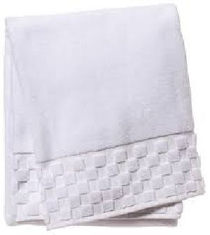 Checkered Print Dobby Towels