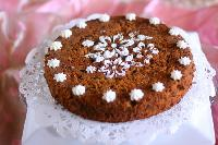 Rich Cashew Plum Cake