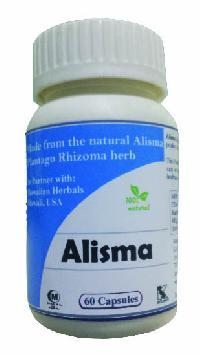Hawaiian Herbal Alisma Capsules