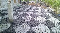 Garden Parking Tiles