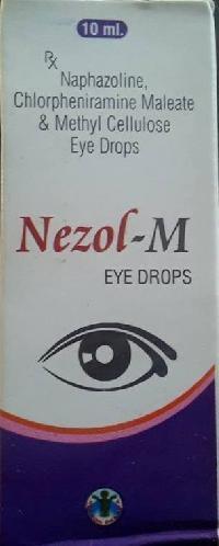Eye Drop- Nezol-m-10ml
