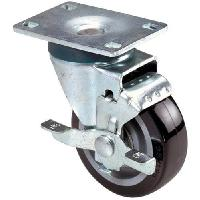 Brake Caster Wheels
