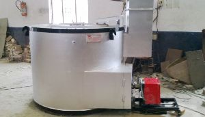 Aluminum Melting Cum Holding Diesel Fired Furnace
