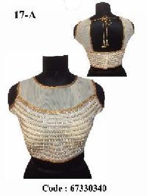 heavy designer blouse online