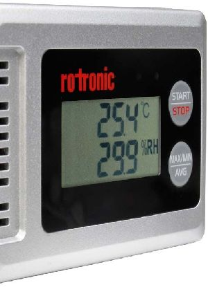 Humidity And Temperature Data Loggers