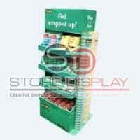 Double Side Stationery Display Stand