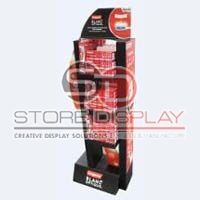 Toothpaste Double Side Tower Display Stand