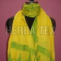 Herbal Dyed Ladies Dupatta