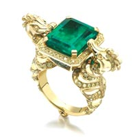 Emerald Ring 02