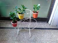 Bicycle Pot Stands