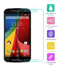 0.33mm Tempered Glass Screen Protector For Moto G2