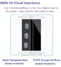F-eye 0.33mm Tempered Glass Screen Protector for Moto X