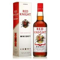 Red Knight Finest Malt Blended Whisky