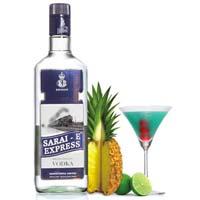 Sarai Express Vodka