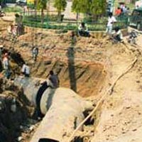 Sewer & Water Line Installation