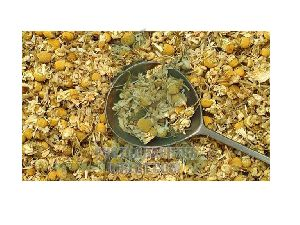 Matricaria Chamomilla (chamomile Flowers)
