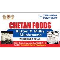 Milky Mushrooms