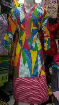 Ladies Khadi Cotton Kurtis