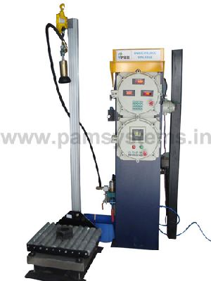 Integrated Metal Cutting Gas Filling Machine