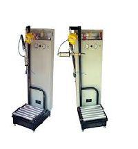 lpg cylinder filling system