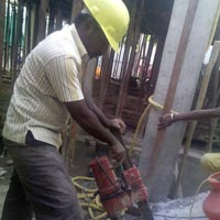Rcc Concrete Core Cutting Contractors work