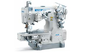 Maqi Cylinder Bed Inter Lock Sewing Machine
