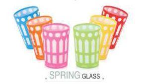 Spring Glass set