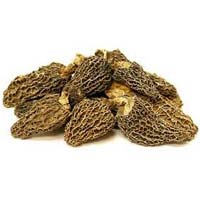 Dried Morels