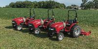 compact tractor