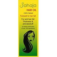 Sahaja Hair Oil