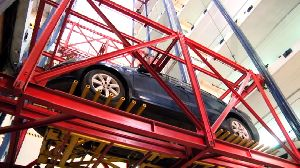 Car Parking Lift In E Star Engineers Pvt. Ltd.