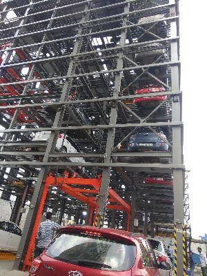 Car Parking Lift Services
