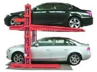Dual Car Parking System