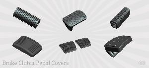 Brake Clutch Pedal Covers