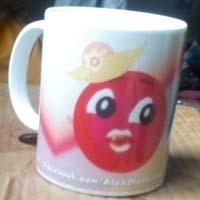 Alex Meets Ally Coffee Mug