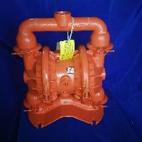 Wilden P4 Teflon Fitted Diaphragm Pump