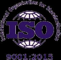 Iso9001:2015 Certifications